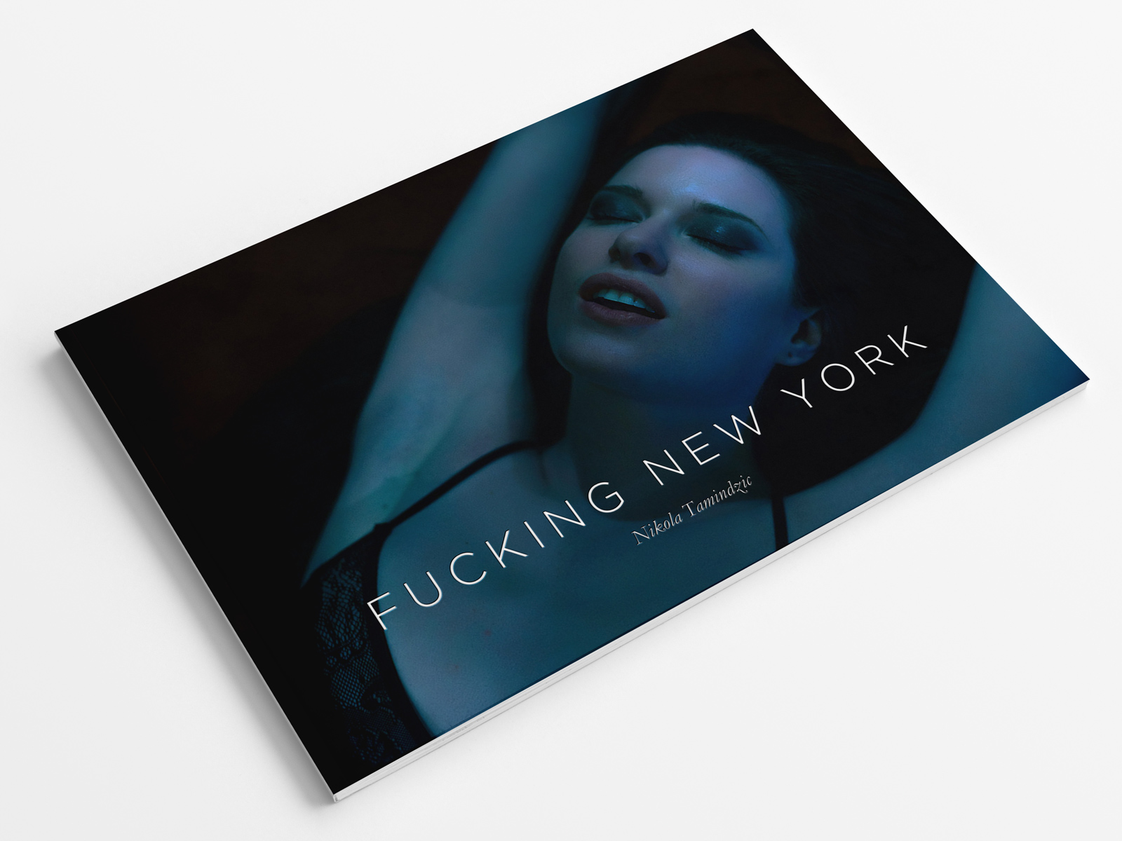 FUCKING NEW YORK book teaser at Home of the Vain; New series starting today. Check the teaser gallery at fuckingnewyork.com.